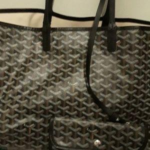 Goyard st Louis Pm Tote Bag